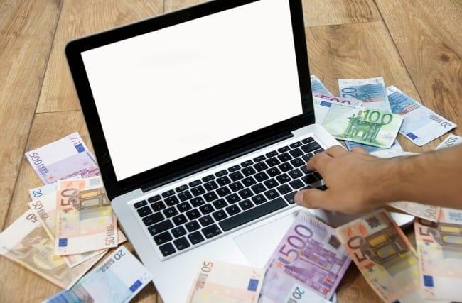 Como ganhar dinheiro extra trabalhando na internet
