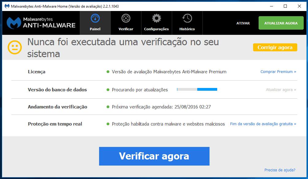 Como remover propagandas do navegador - MalwareBytes