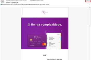 Convite Nubank: Como solicitar o cartão