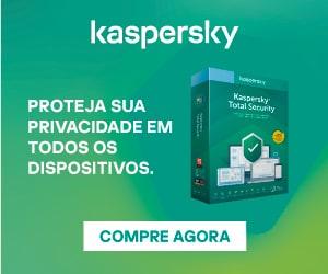 Kaspesky: Um dos melhores antivírus pagos de 2019