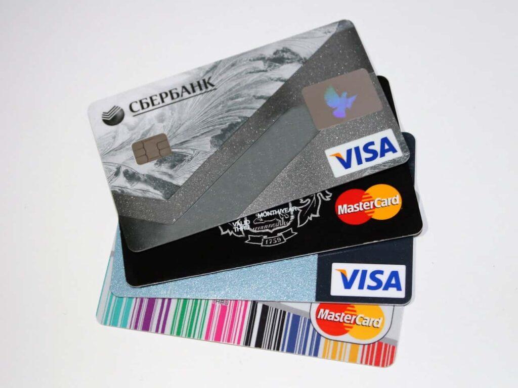 Opções de cartões de crédito para quem tem score baixo