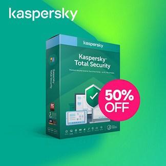 Comprar antivírus Kaspersky